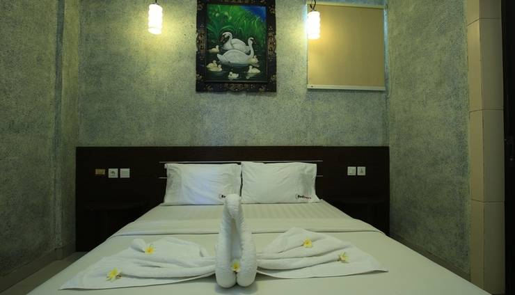 RedDoorz @Buni Sari Kuta Bali - Kamar tamu