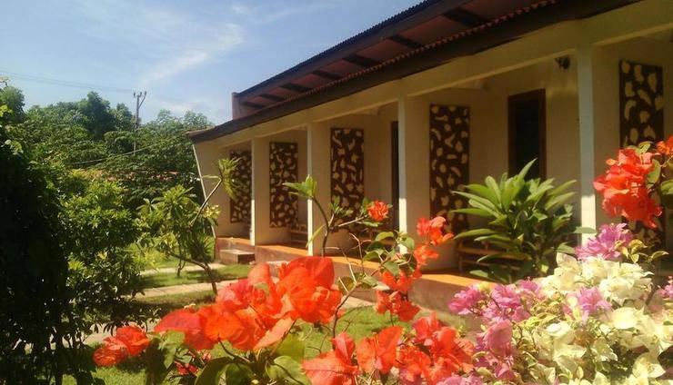 Kia Yazo Homestay Lombok - view