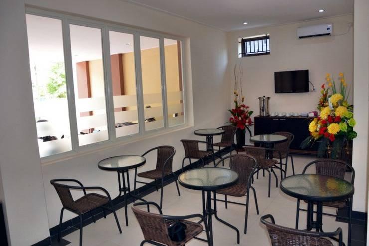 La Riss Guesthouse Makassar - Ruang makan