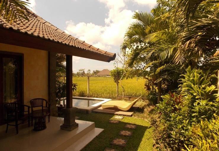 Villa Mandi Ubud - Kolam Renang Pribadi 2