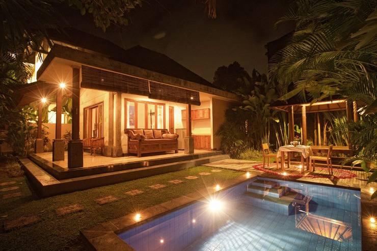 Villa Mandi Ubud - villa 1 Kamar Kolam