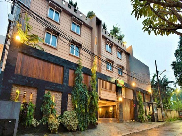 Kasira Residence Tangerang Selatan - Facade