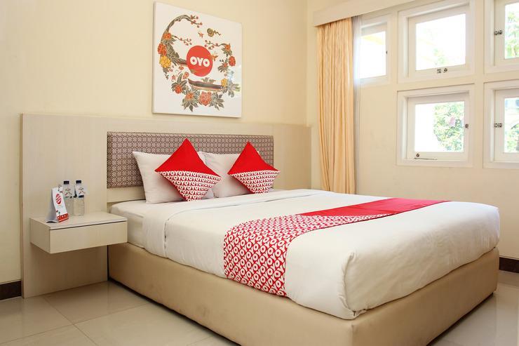 OYO 481 Pesona Jogja Homestay Yogyakarta - Bedroom
