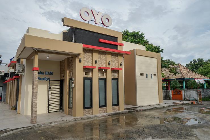 OYO 959 Graha HAM Family Palembang - Facade