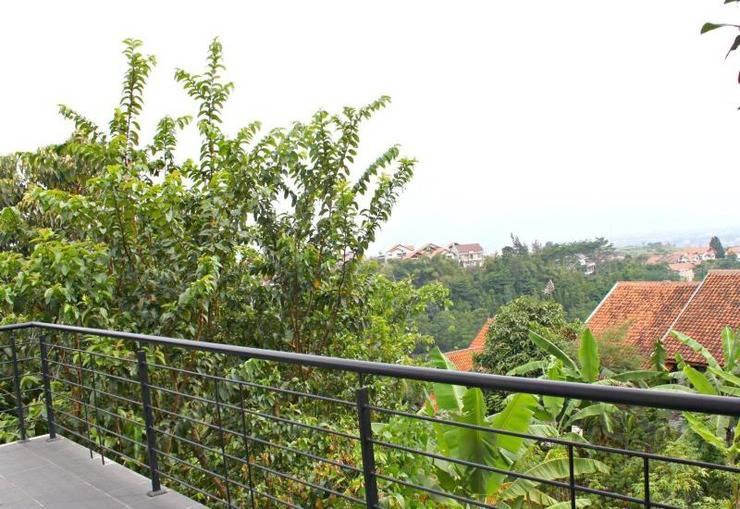 Villa Babeh Dago Pakar - Pemandangan