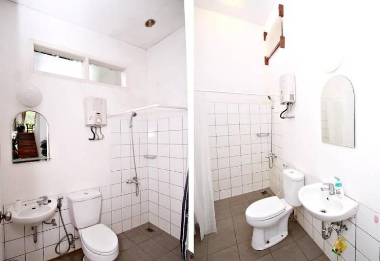 Villa Babeh Dago Pakar - Toilet