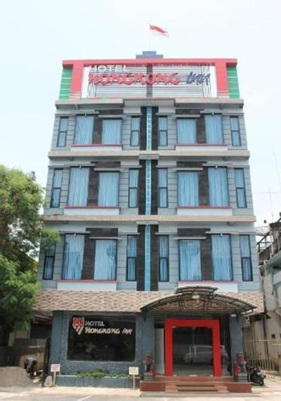 Hotel Hongkong Inn Singkawang - Exterior