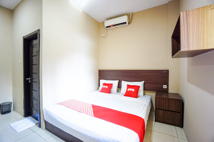 OYO 1540 Carrot House Manado - Guestroom