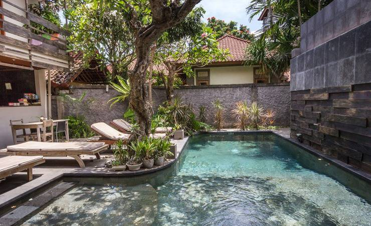 RedDoorz Near Sanur Beach Bali - Kolam Renang