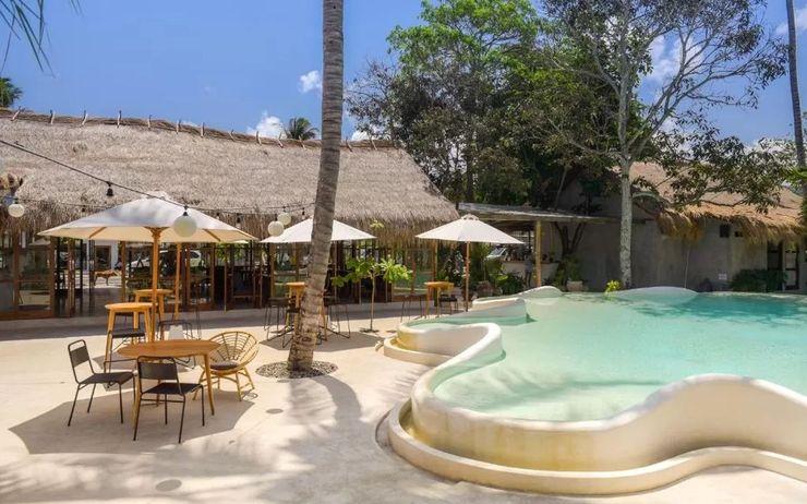 Bamba Capsule Hotel Lombok - Pool