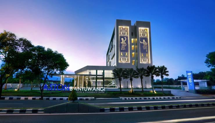 Aston Banyuwangi City Hotel Banyuwangi - Tampilan Depan
