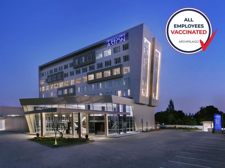 Aston Banyuwangi Hotel & Conference Center Banyuwangi - Vaccinated