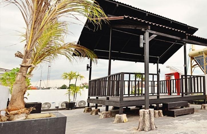 My Home Guest House Balikpapan - Halaman Depan