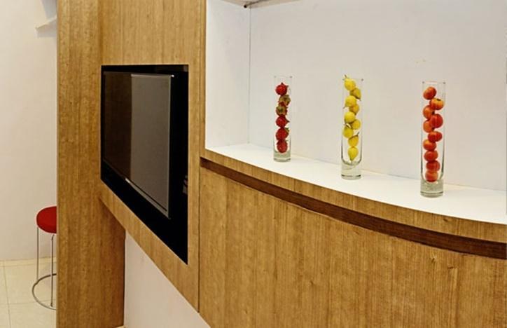 My Home Guest House Balikpapan - LCD TV