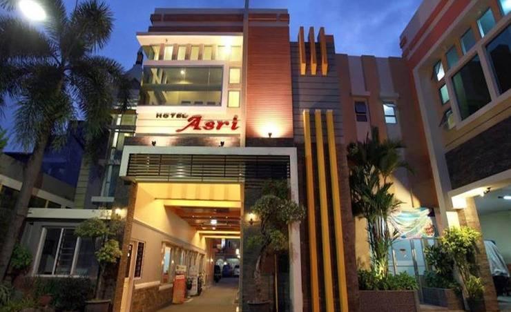 Hotel Asri Jember - Tampilan Luar Hotel