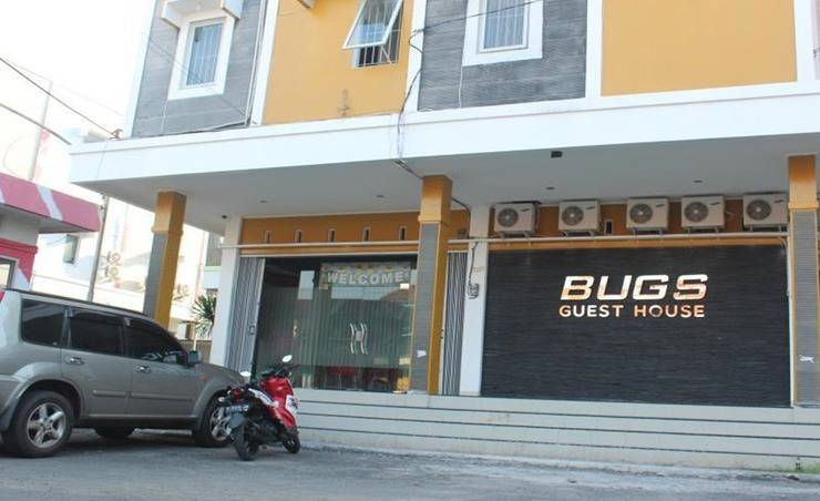 Review Hotel Bugs Guest House (Tegal)