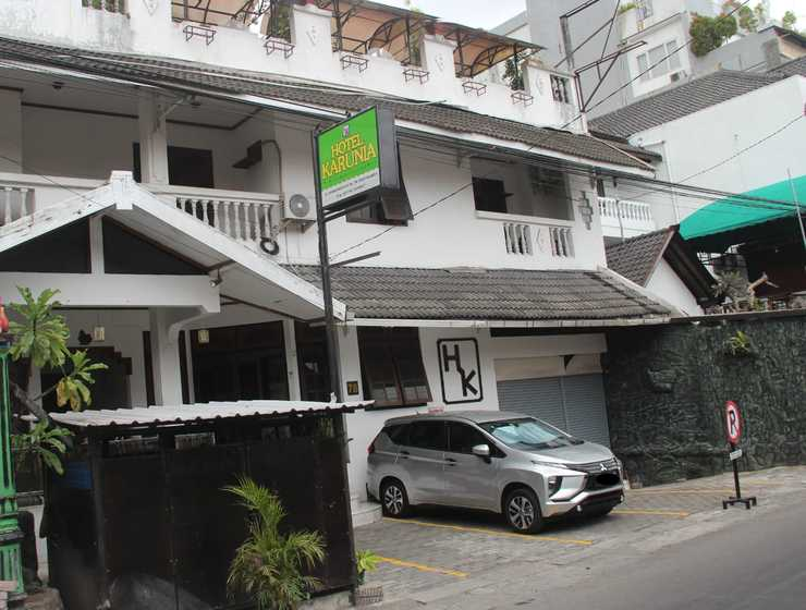 Hotel Karunia Yogyakarta - exterior