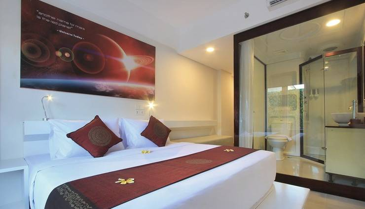 Mars City Hotel Bali - Standard (30/June/2014)