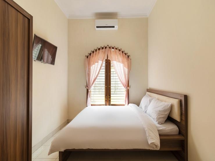 OYO 3144 Ndalem Amandari Yogyakarta - Guestroom