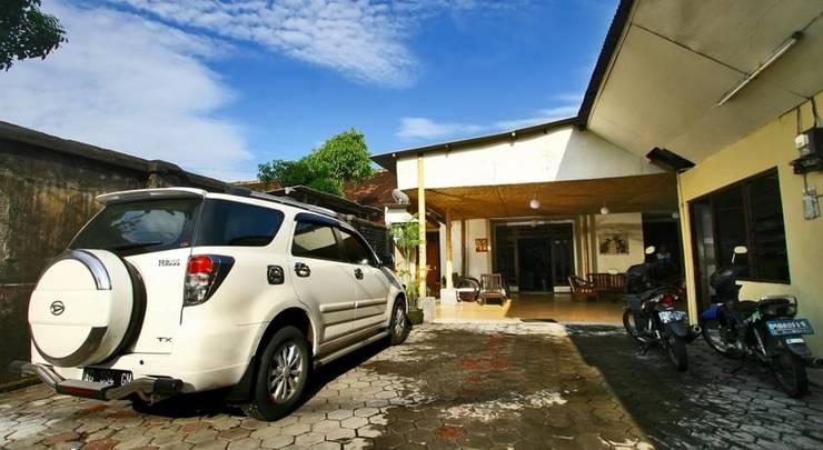 Pesona Artha Guest House Jogja - Tampilan Luar