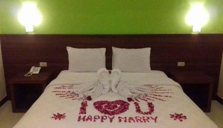 Hotel Candi Indah Semarang - SIMMPLE ROOM SATU BED
