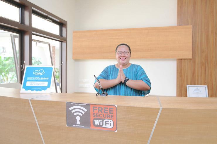 Airy Kebayoran Lama Seha 6 Jakarta Jakarta - Reception