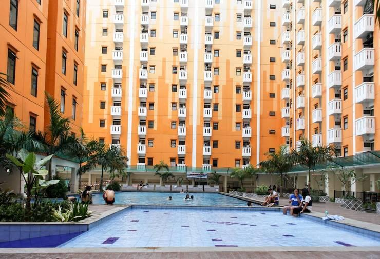 Literooms Bekasi - Outdoor Pool