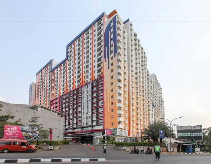 Literooms Bekasi - Hotel Front