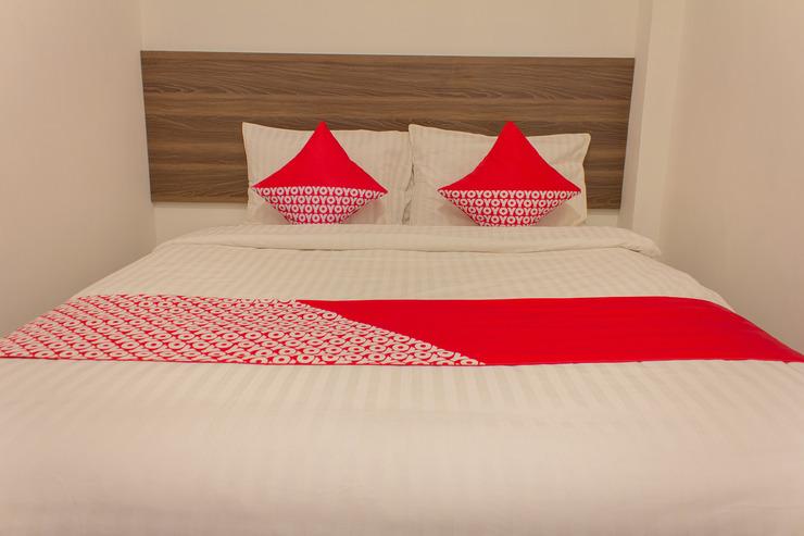 OYO 657 ELITE RESIDENCE 71 Jakarta - standard double bedroom