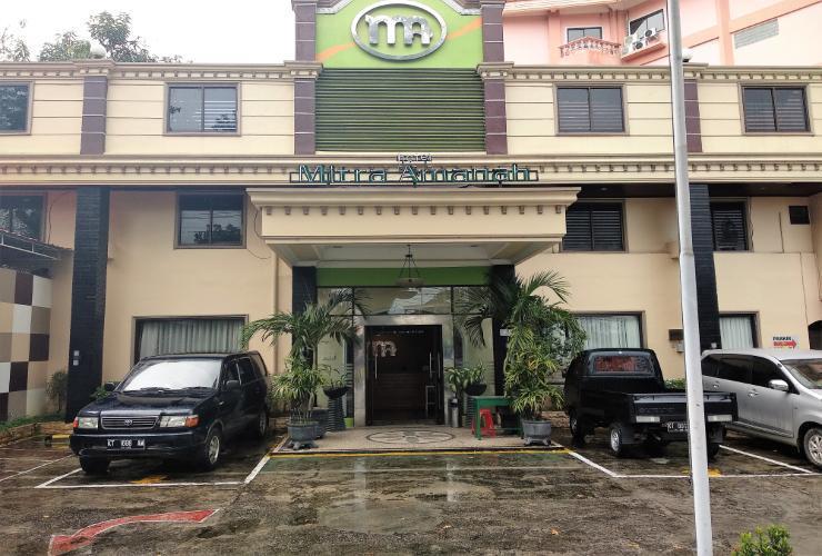 Hotel Mitra Amanah Syariah Balikpapan - Appearance