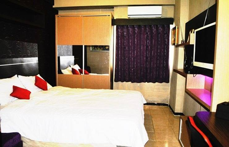 Alamat The Suites Metro A19- 32 By Homtel - Bandung