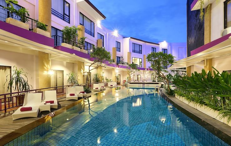 Kuta Central Park Hotel Bali - Featured Image