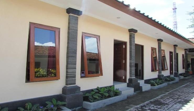 Hotel Mawar II Bali - Exterior