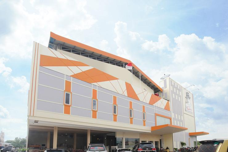 Airy Nongsa Punggur Center Patimura Batam Batam - Hotel Front