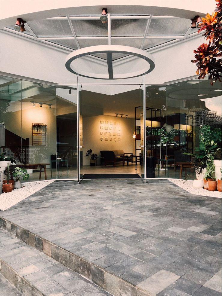 The Winotosastro Hotel Jogja - Lobby