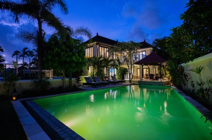 Teras Karma Villa Bali - Pool