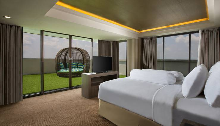 Indoluxe Hotel Yogyakarta - President Suite