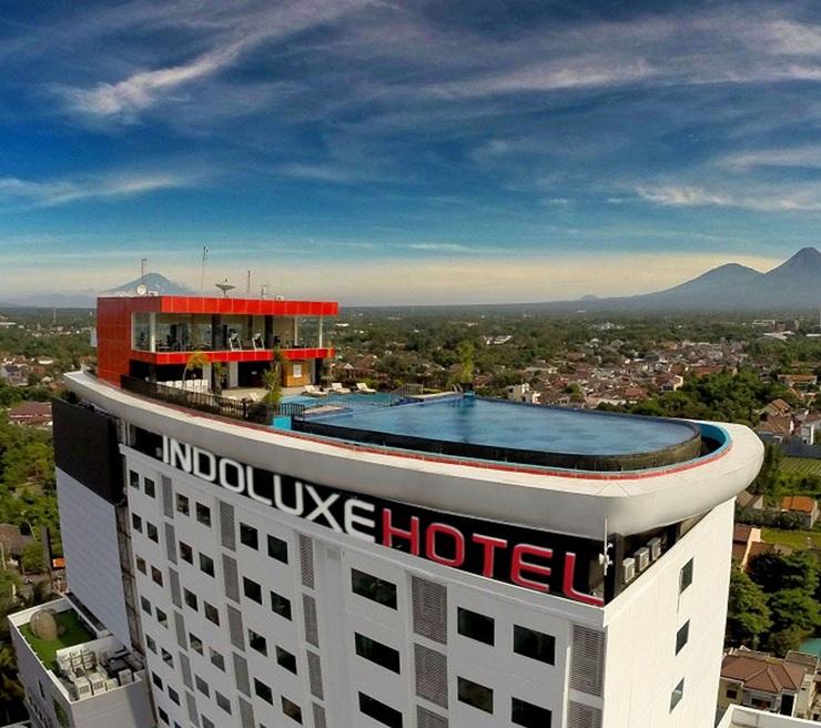 Indoluxe Hotel Yogyakarta - Building