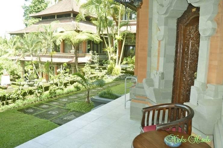 Nick's Hidden Cottages Ubud - Deluxe Room