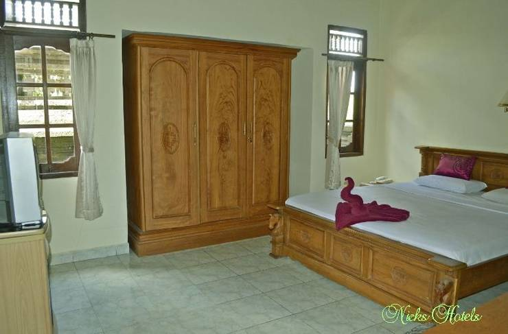 Nick's Hidden Cottages Ubud - Super Deluxe Room