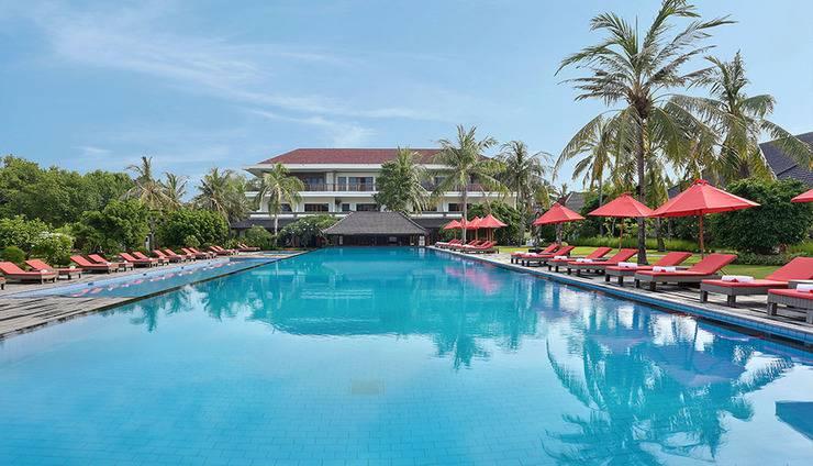 Hotel Ombak Sunset Lombok - pool