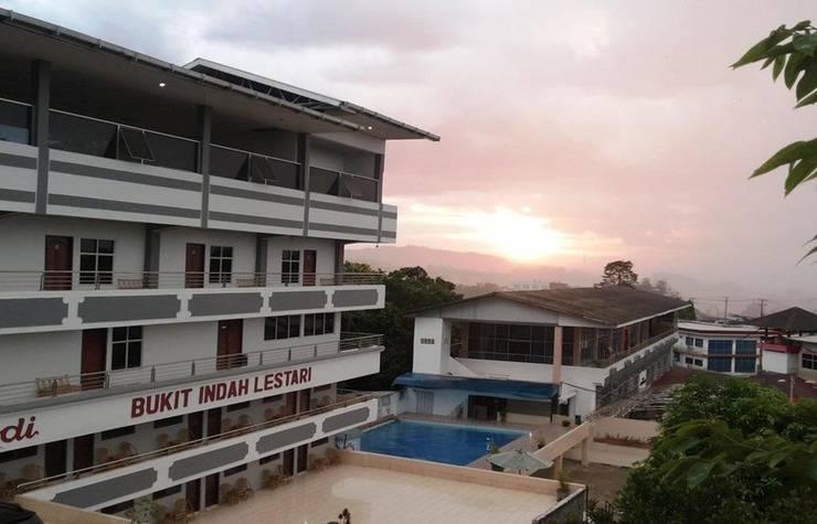 Harga Kamar Hotel Bukit Indah Lestari (Baturaja)