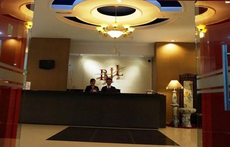 Hotel Bukit Indah Lestari Baturaja - Lobi