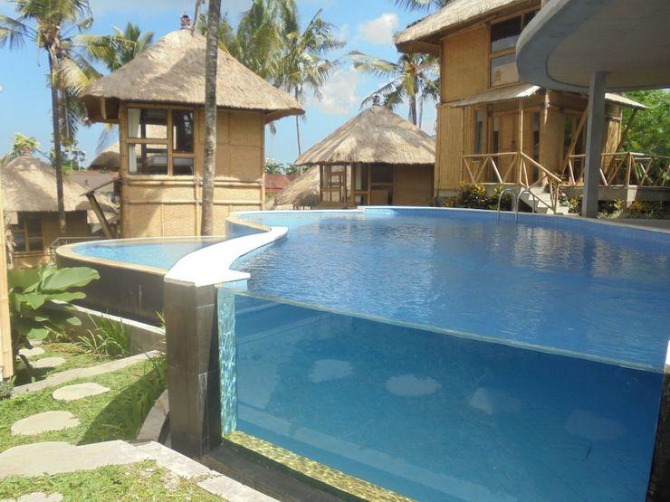 Biyukukung Suites & Spa Bali - Indoor Pool