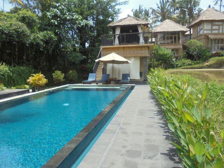 Biyukukung Suites & Spa Bali - Infinity Pool