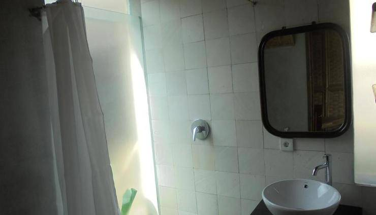 Biyukukung Suites & Spa Bali - Kamar mandi