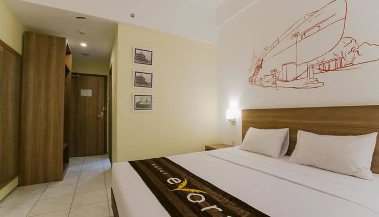 Evora Hotel Surabaya - Kamar