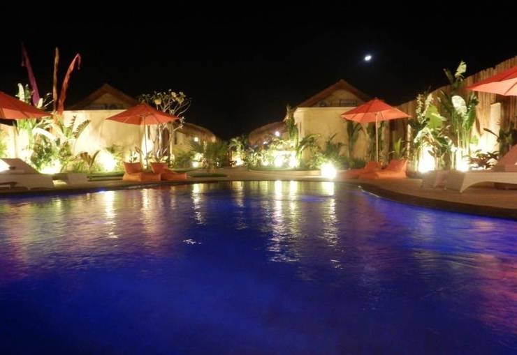 Laguna Gili Beach Resort Lombok - (05/June/2014)