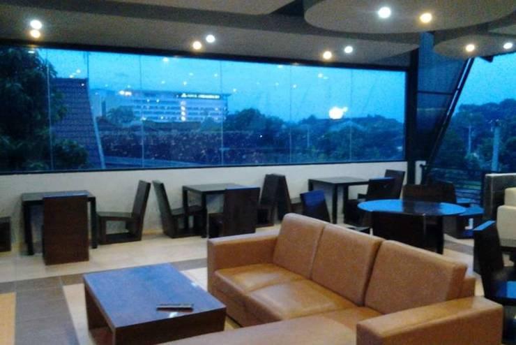 Huiz De Rico Hotel Yogyakarta - Kamar tamu
