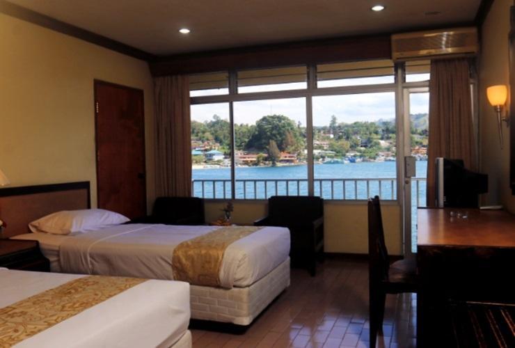 Siantar Hotel Parapat Parapat - Guest room